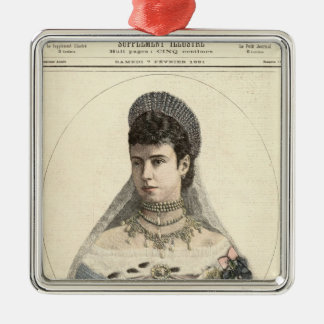 Empress of Russia Christmas Ornament