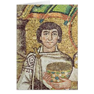 Empress Theodora Card
