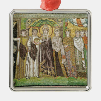 Empress Theodora Christmas Ornament