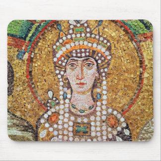 Empress Theodora Mouse Pad