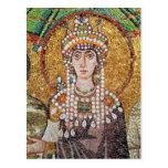 Empress Theodora Postcard