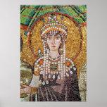 Empress Theodora Poster