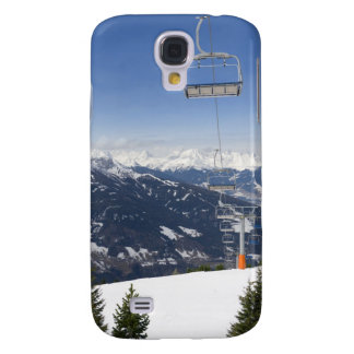 Empty Chair Lift Galaxy S4 Case
