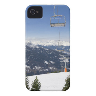Empty Chair Lift iPhone 4 Case-Mate Cases