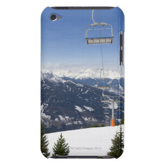 Empty Chair Lift iPod Case-Mate Cases