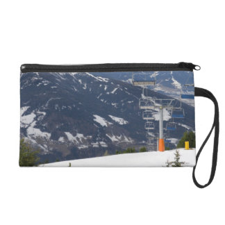 Empty Chair Lift Wristlet