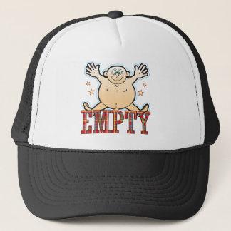 Empty Fat Man Trucker Hat