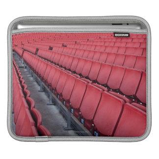 Empty Seats in Stadium iPad Sleeve