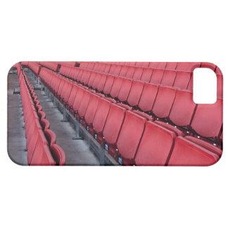 Empty Seats in Stadium iPhone 5 Case