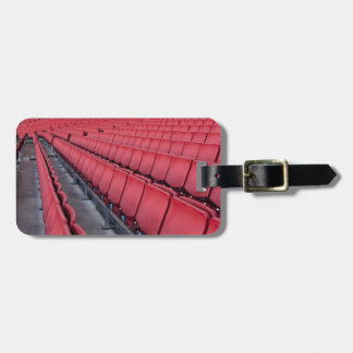 Empty Seats in Stadium Luggage Tag