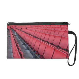 Empty Seats in Stadium Wristlet