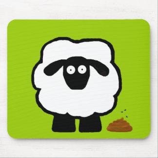 Empty Sheep Mousepad