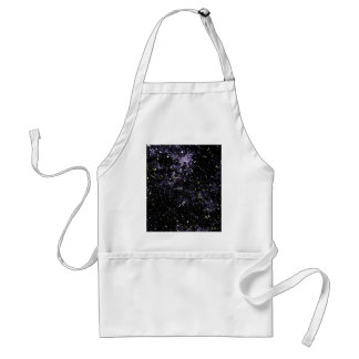 EMPTY SPACE (variant 1) ~ Adult Apron