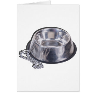 EmptyDogBogChain103013.png Greeting Card