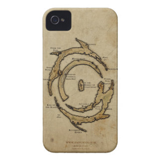 Empürios - Cyclings   iPhone 4 Marry-Maté Barely Case-Mate iPhone 4 Case