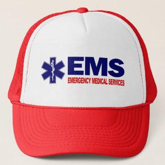 EMS 3 TRUCKER HAT