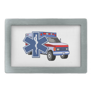 EMS Ambulance Belt Buckles