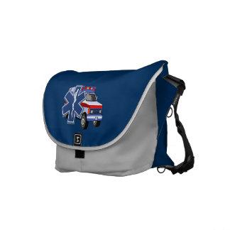 EMS Ambulance Commuter Bag