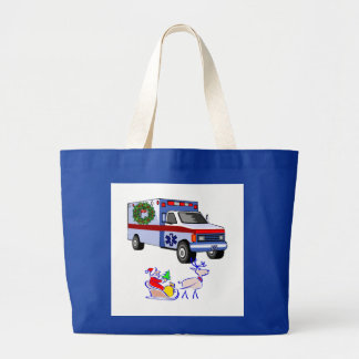 EMS Christmas Gifts Large Tote Bag