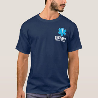 EMS Emergency Medical Services Shirt