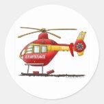 EMS EMT Rescue Medical Helicopter Ambulance