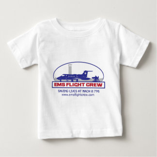 EMS Flight Crew Jet Baby T-Shirt