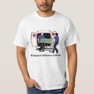 EMS Making a Difference Every Day T-Shirt