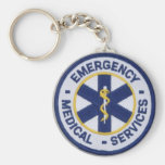 EMS 'PATCH' KEYCHAIN