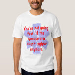 EMS-You're Not Going Fast 'til . . . Tshirt