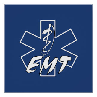 EMT Active Duty Posters