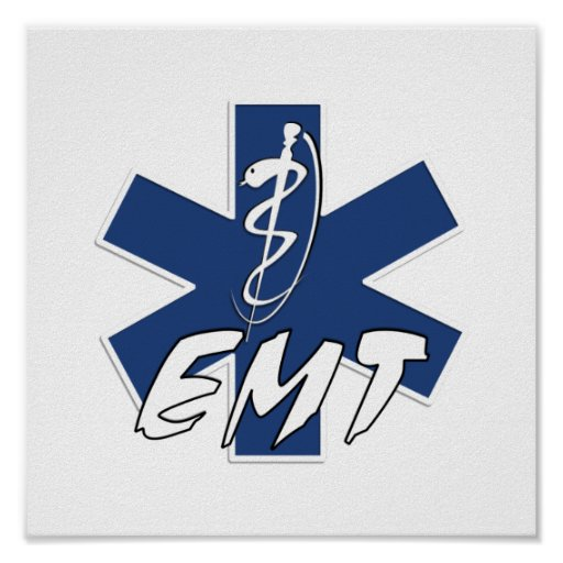 EMT Active Duty Posters