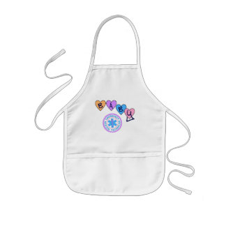EMT Baby Star of Life Kids Apron