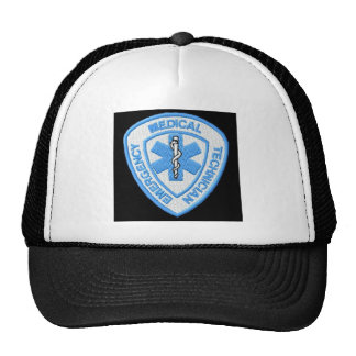 EMT BADGE CAP