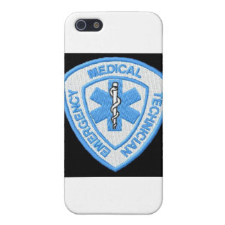 EMT BADGE CASE FOR iPhone 5/5S