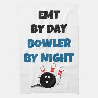 EMT Bowler Tea Towel