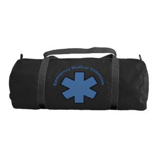 EMT Emergency Medical Tech Gym Duffel Bag