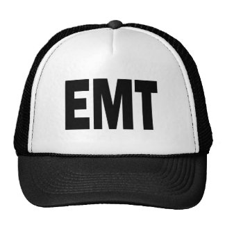 EMT - EMERGENCY MEDICAL TECHNICIAN HATS