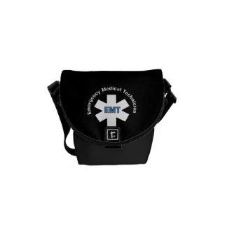 EMT Emergency Messenger Bag