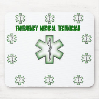 EMT Green Mousepad