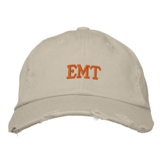 EMT Hat Embroidered Cap