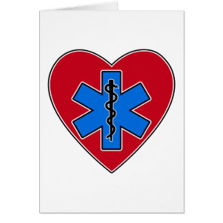 EMT Heart Card