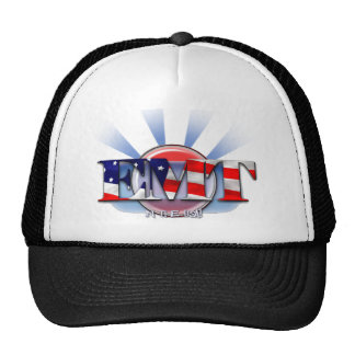 EMT in the USA (EMERGENCY MEDICAL TECH) Cap