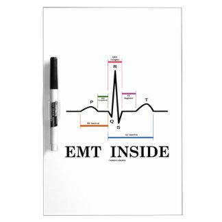 EMT Inside (Sinus Rhythm Electrocardiogram) Dry-Erase Whiteboards