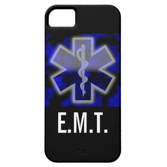 EMT Iphone 5 Cover