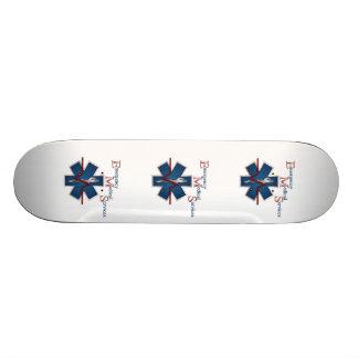 EMT Life Line Skate Board