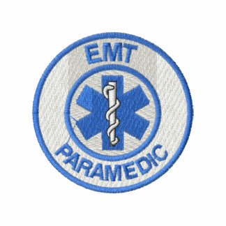 Emt Paramedic Embroidered Hoody