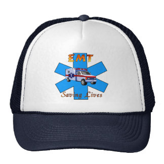 EMT Saving Lives Cap