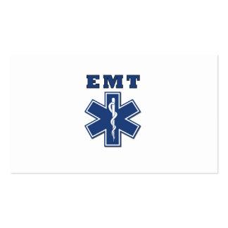 EMT Star of Life Business Cards