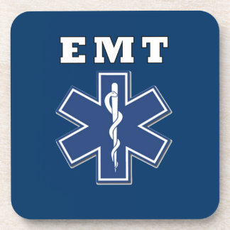 EMT Star of Life Coasters