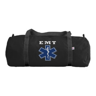 EMT Star of Life Gym Bag